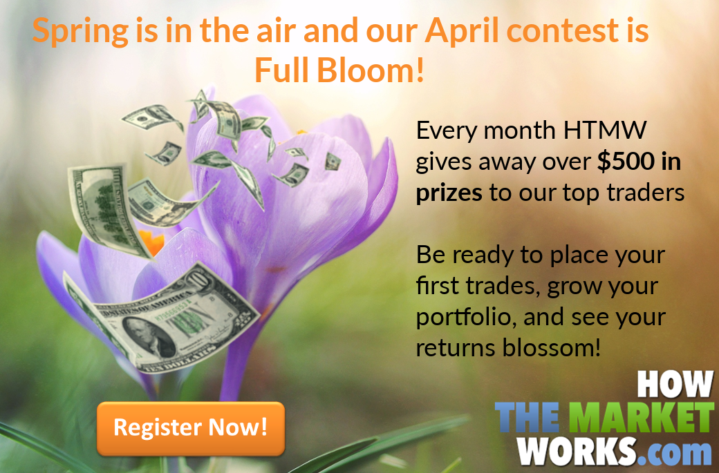 April Trading Contest