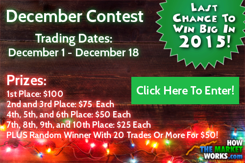 december stock trading contest
