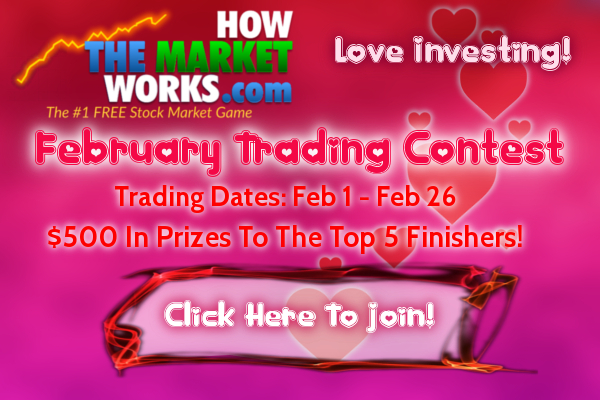 February Trading Contest