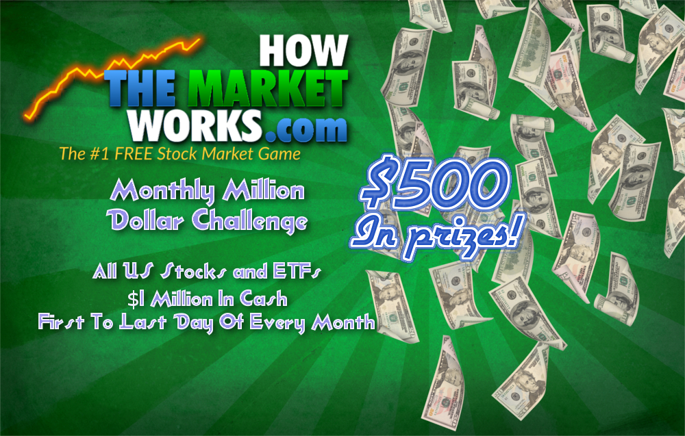 Monthly Trading Contests!