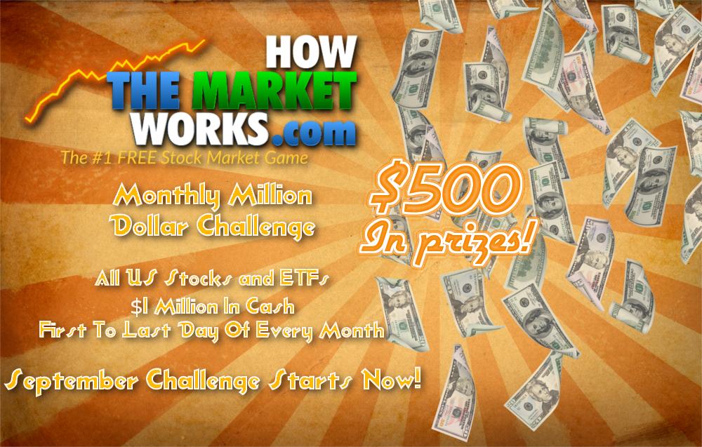 free stock contest