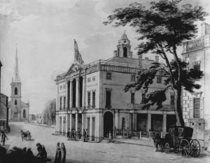 Wall Street 1790