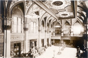 NYSE historical interior