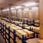 New York Federal Reserve Bank Gold Vault