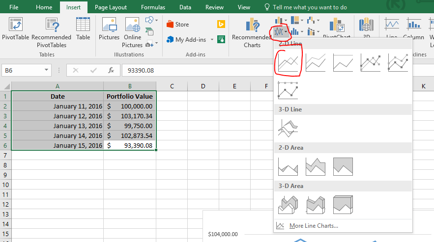Using Excel To Track Your Stock Portfolio