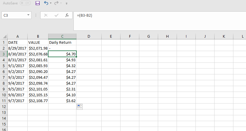 Howto: How To Find Percentage Of A Number In Google Sheets