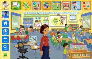 ABCmouse grade1 classroom