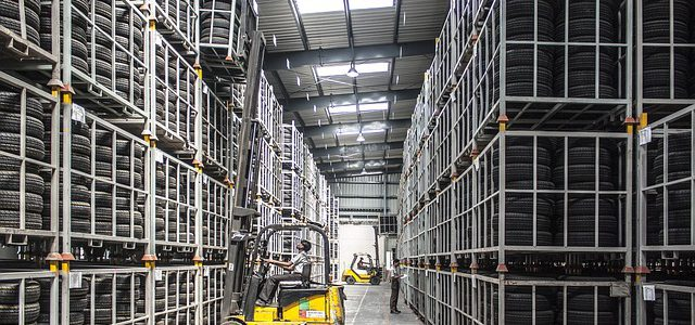Health and safety investments in warehouses