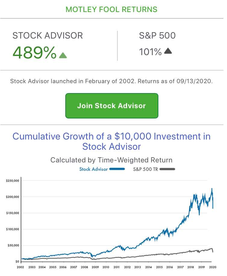 Motley Fool Review of Performance
